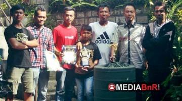 Yadi Eka Jaya Rayakan Kemenangan Next di Event Road To Bang Boy CUP I Bandung