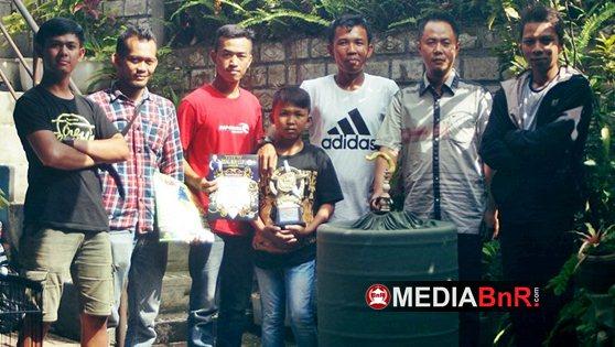 Next Rebut Kelas Bergengsi Road To Bang Boy CUP I Bandung