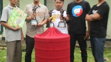 Yadi Eka Jaya dari Sumedang dengan Next murai batu andalannya, nyaris cetak hat-trick
