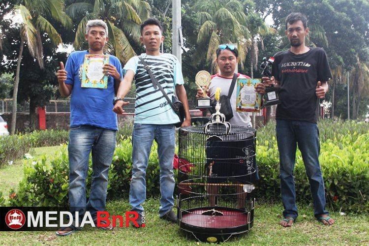 Yadi Eka - Rebut Juara 1 & 2, Next Tampil Tak Terbendung Dikelas Murai
