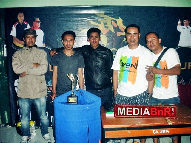 Yakuza Murai Aswin Panyawangan Rebut Juara Satu