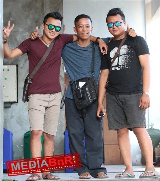 Yanwar, Hendra & Putra Baron. Arsitek Kemenangan Erik CR 84 Bandung