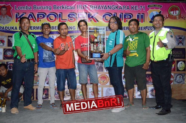 Yeyen Sf raih juara umum Singgle Fighter(Sf)
