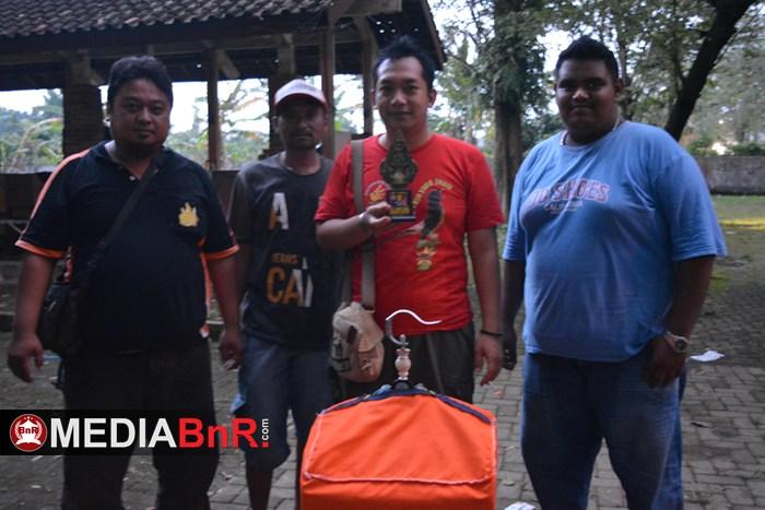 Yudi Hos & crew promosi event Bentow Cup Rembang 14 Mei