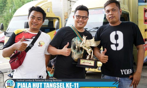 MB. Bintang Runner Up di Tangerang, Ki' Manteb Juara Pertama di Walikota Cup Bogor