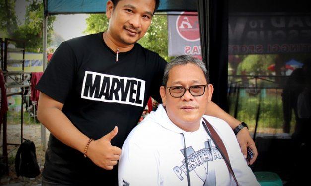 Dalam Satu Hari, MB Marvel Masih Bertengger di Tangga Juara Lintas EO