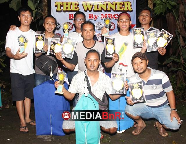 Launching BnR MBC Purworejo Sukses : Donald Bebek, Balita Top Nyeri