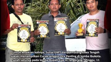 adv surya gmt pemalang bupati cup 3 tangerang