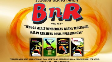 adv top song ultah bnr 9