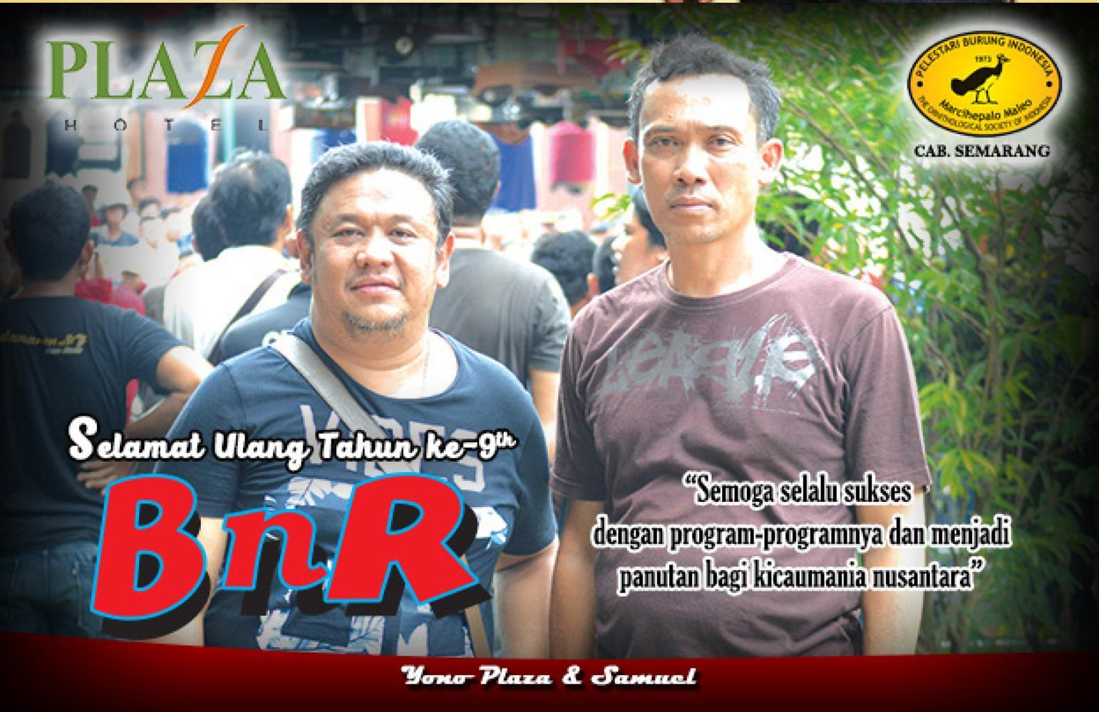 PBI Cab Semarang : Anniversary BnR ke 9