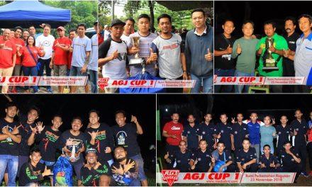AGJ CUP 1 : Diramaikan 1541 Kontestan, Alvin Team BC dan SKR Cicurug SF Raih Juara Umum