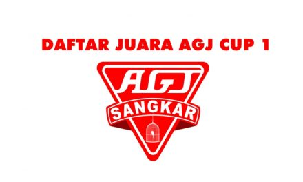 Daftar Juara AGJ CUP 1 – 2018