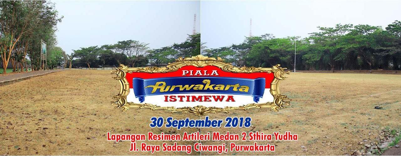 BnR Purwakarta Persembahkan Piala Purwakarta Istimewa 30 September 2018