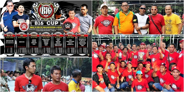 b16 cup