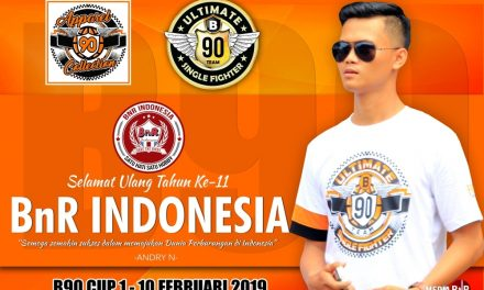 B 90 :  11th Anniversary BnR Indonesia