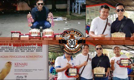 Borong Juara di Piala Presiden RI, Andri B90 Tancap Gas ke OWEN CUP