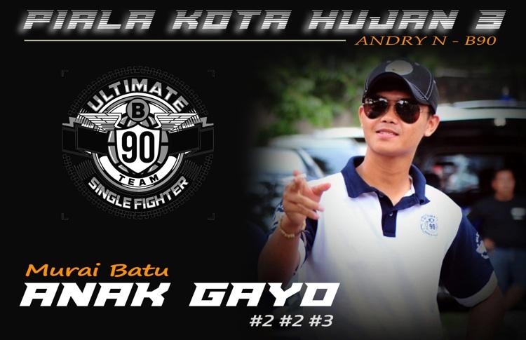 Pasca Mabung, MB Anak Gayo Langsung Bertengger di Tangga Juara