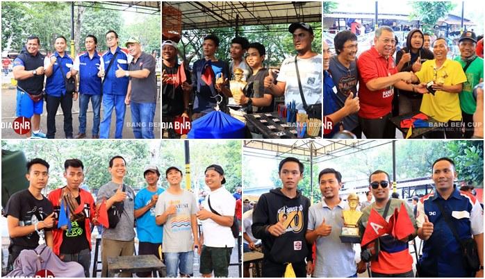 Momen Istimewa Wakil Walikota Tangsel, MB Ambassador Tampil Ciamik di Piala Bang Ben 1