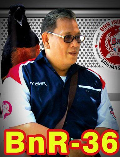 6 September Launching BnR 36 Teras Air Bogor