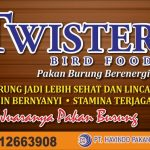 Video : Pakan Twister Bird Food