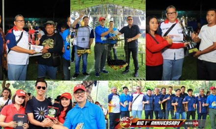 1st Anniversary BIC feat BnR Sukses Terselenggara, Sien Ronny SF dan DT Pakualam/SGN Team Raih Juara Umum