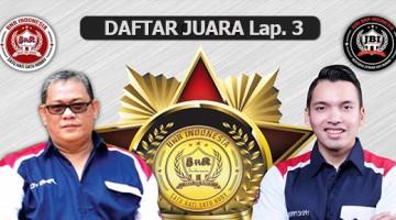 bnr award 2017 lap 3