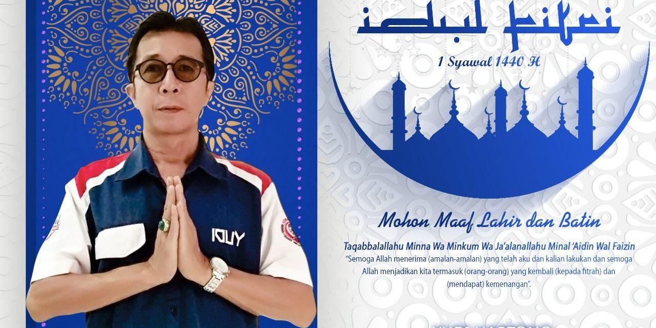 BnR Reg Banten : Selamat Hari Raya Idul Fitri 1440 H, Mohon Maaf Lahir dan Bathin