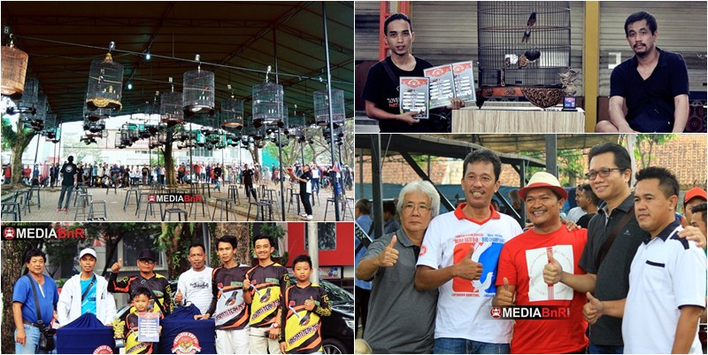 Krispati 77 Team Juara Kelas Utama, Excavator dan Datuk Tetap Tangguh