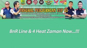 bnr line pangkal perjuangan cup 3