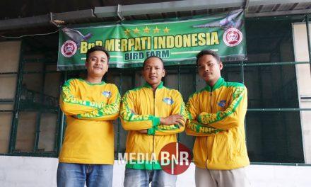 KANDANG BnR MERPATI INDONESIA