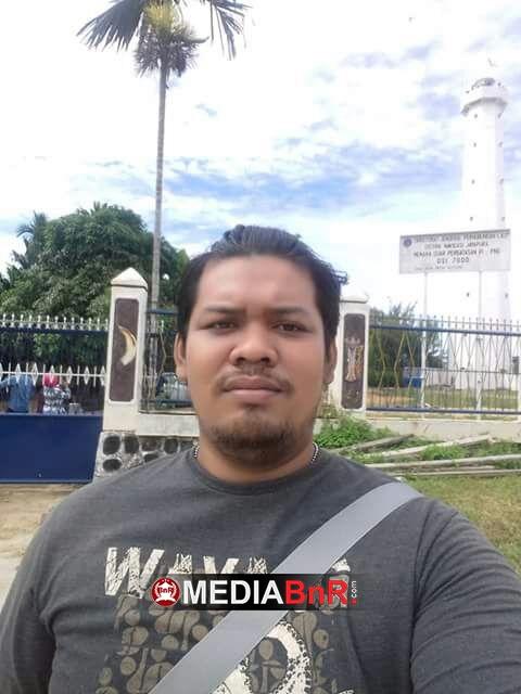 Andrik P - Ketua EO BnR Jayapura