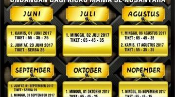 brosur M-One BnR Surabaya