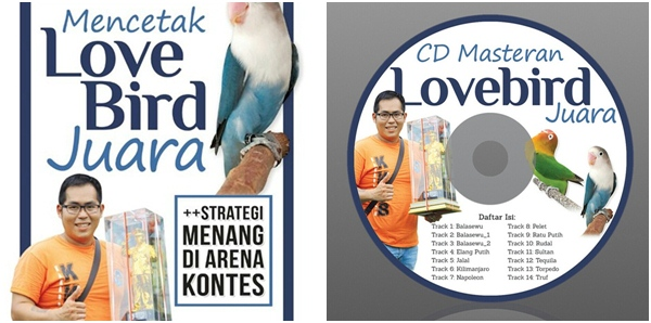 75 Settingan Love Bird Juara