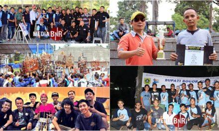 Sukses dan Kondusif Dihadiri 1637 Kontestan, MB Donat Raih Kelas Utama di Bupati Cup Bogor
