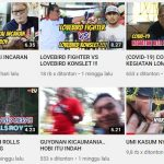 Antrian Panjang Di Channel Youtube Boy BnR
