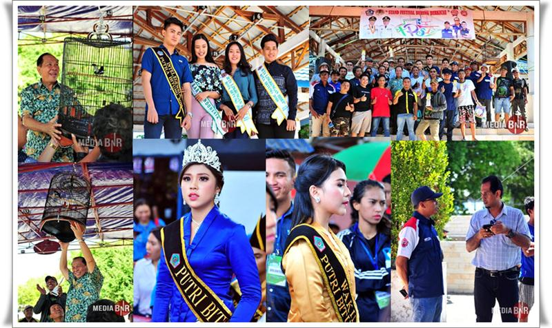 Dunia Kicau Warnai Festival Pesona Selat Lembeh 2018