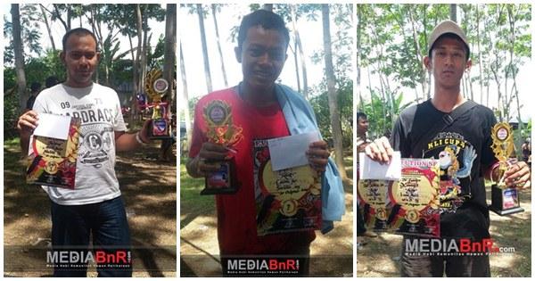 Semangat Baru Evolution SF Semarang, Star Jedeng JR Menang Nyeri
