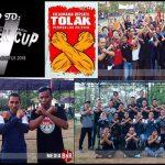 Road To Presiden CUP V di Pare Pare Sisipkan Sikap Penolakan Permen LHK No.20/2018