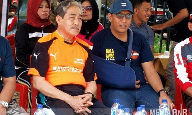 Rayakan Anniversary ke-2, Baladewa CUP I Jadi Ajang Amal Untuk Palu Sigi dan Donggala