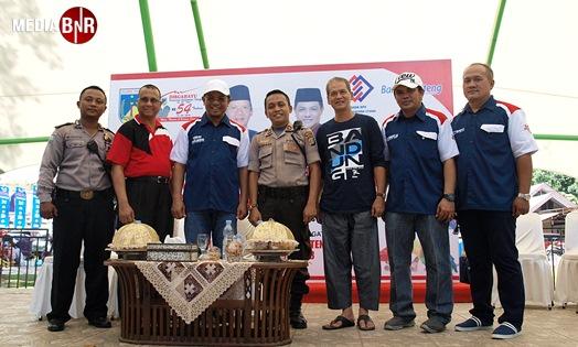 Gubernur CUP I 2018 Sukses, Sekprov Sulawesi Tengah Sapa Kicaumania di Palu