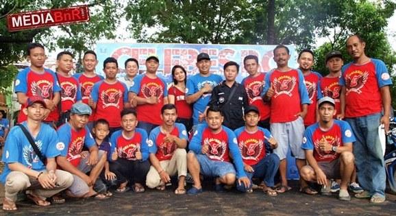 Anniversary Celebes BC Berjalan Sukses, Rakuti Rajai Kenari Kecil