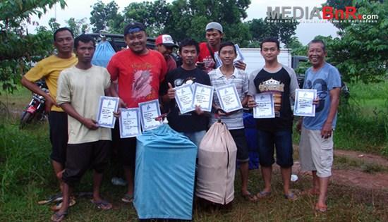 Durian 46 SF Unjuk Gigi, Aitor Stabil di Tangga Jawara