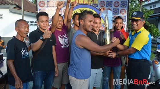Teguh Walet Raih Juara Umum SF, Kami BC Kibarkan Bendera Dt. Soeharto Cup III