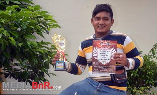 BnR GnE Enterprise Gelar Jakalara Cup 6 Maret, Golden Boy Fenomenal