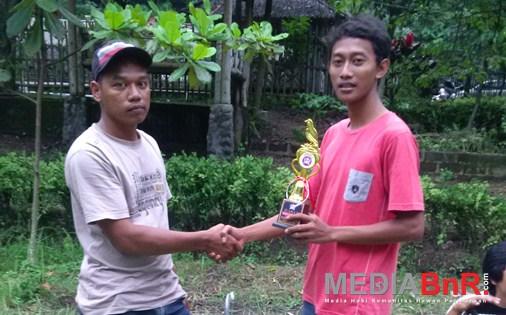 Demi Sueharto Cup, David Killa Take Over Kenari