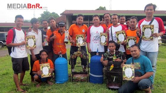 Yamaha Moncer, Bima Sakti dan Gerbong Maut Boyong Juara