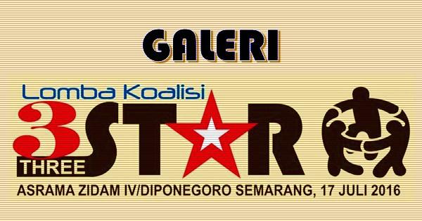 Galeri Pameran Burung 3ThreeStars Semarang