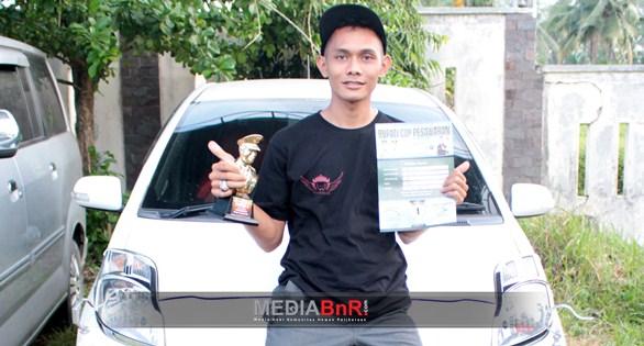 Nyi Roro Terbaik di Bupati Pesawaran CUP Lampung