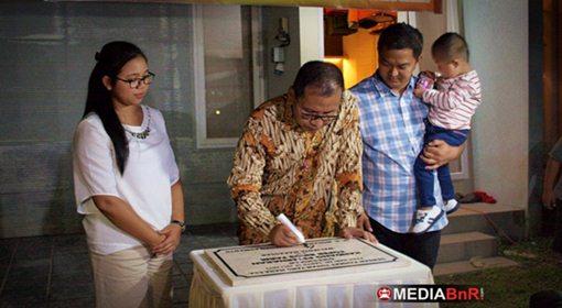 Inspiratif! Walikota Makassar Resmikan Penangkaran Toper BF