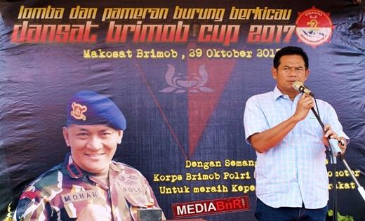 Kicaumania Luar Pulau Meriahkan Dansat Brimob CUP 2017 Makassar